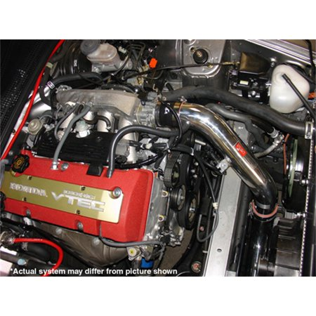 SP1305P-Honda 3'' tubing with two piece Cold Air Intake System - image 1 of 5