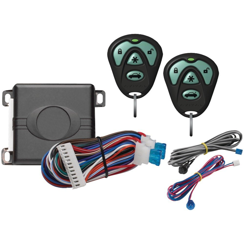 Avital DEI2101LM Avital 1-Way Vehicle Keyless Entry System