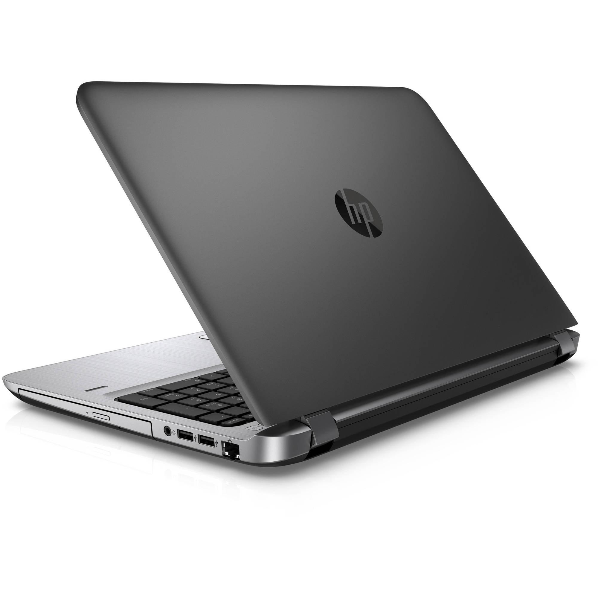 "HP ProBook 450 G3 - 15.6"" - Core i5 6200U - 8 GB RAM - 50..."