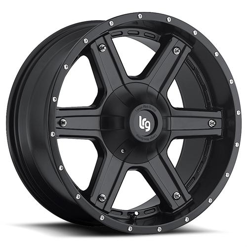 LRG Wheels 10121282744N LRG Rim Series 101