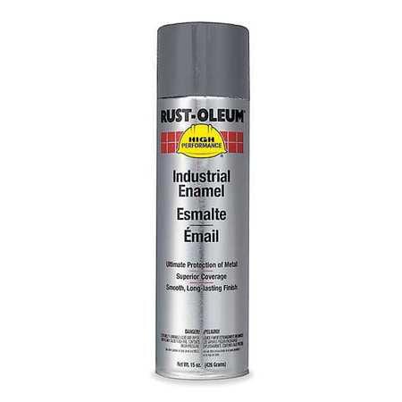 Rust-Oleum V2187838 Dark Machine Gray Rust Preventative Spray Paint, 15