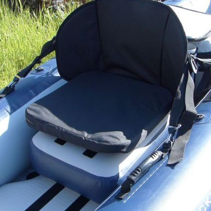 Aquaglide Seat Riser Dropstitch Cushion Comes with 6psi o...