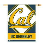 Cal Berkeley Golden Bears Vertical Outdoor House Flag