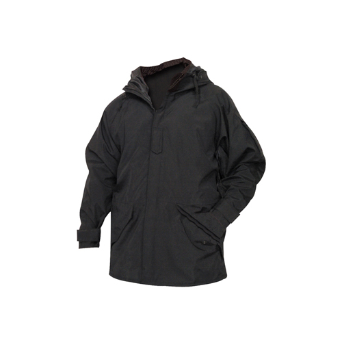 Fox Outdoor 65-61 S Enhanced Extreme Cold Weather Generation I Parka Black - Small