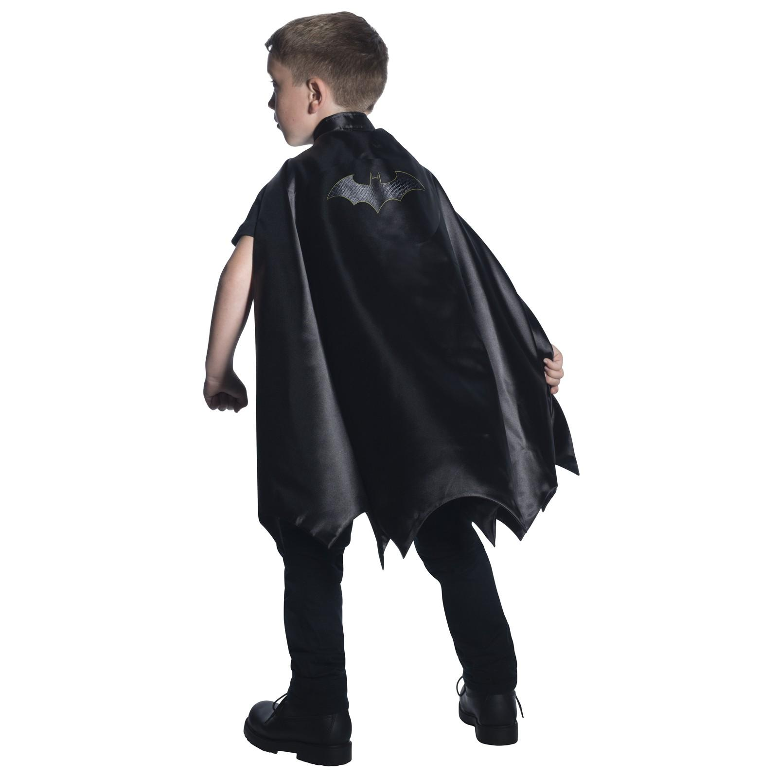 Deluxe Batman Cape For Kids - One-Size