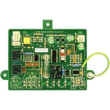 Dinosaur Electronics MICRO P-711 Dometic Refrigerator Replacement Circuit - Circuit Board Antenna
