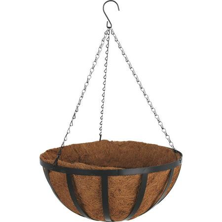 best garden modern hanging plant basket. Black Bedroom Furniture Sets. Home Design Ideas