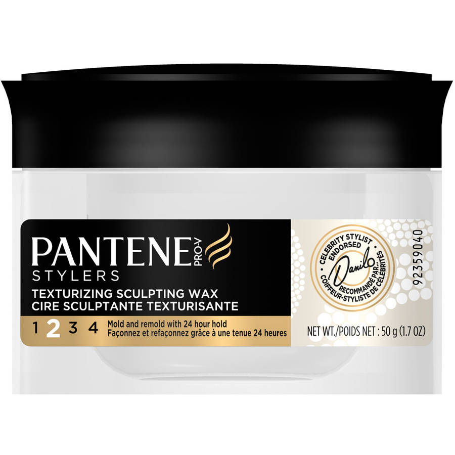 Pantene Pro-V Stylers Texturizing Sculpting Wax, 1.7 oz