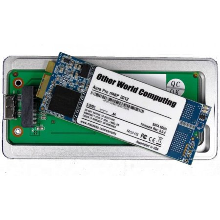 OWC 240GB Aura Pro 6G Solid State Drive SSD for 2012-2013 MacBook Pro with Retina Display. Model