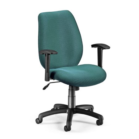 OFM Ergonomic Manager 39 S Chair In Teal
