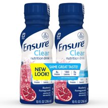 Protein & Meal Replacement: Ensure Clear Nutrition Drink