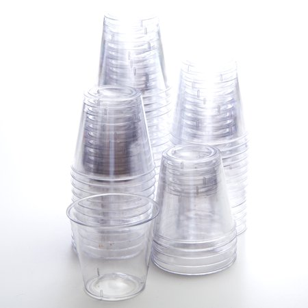 Mini Plastic Shot Glasses (MINI PLASTIC SHOT GLASS)
