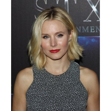 Kristen Bell In Attendance For Stx Entertainment Presentation At Cinemacon 2016 The Colosseum At Caesars Palace Las Vegas Nv April 12 2016 Photo By James AtoaEverett Collection Celebrity