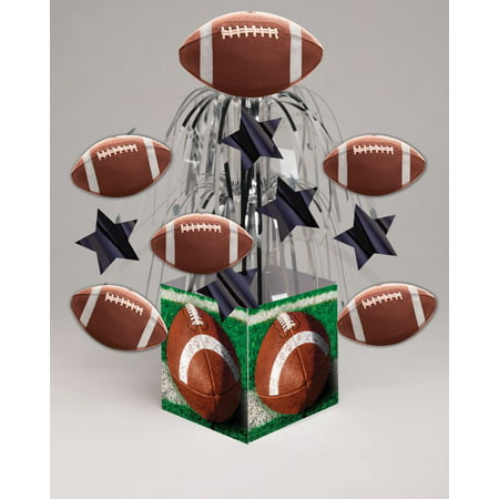 Access Tailgate Rush, Centerpiece, Mini Cascade, w/ Base - Cascade Centerpieces