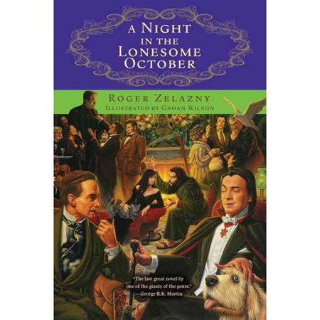 A Night in the Lonesome October by