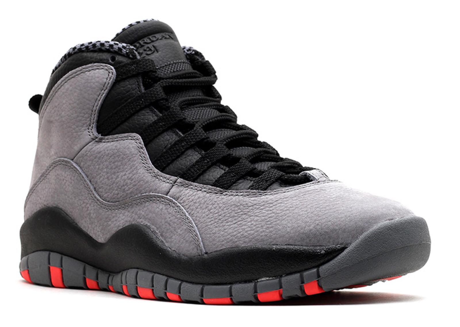 0891601cf5fd Air Jordan - Men - Air Jordan Retro 10  Cool Grey  - 310805-023 - Size 8
