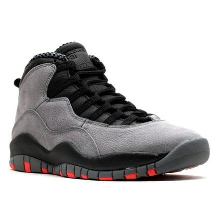 Air Jordan - Men - Air Jordan Retro 10 'Cool Grey' - 310805-023 - Size 14 - image 1 de 2