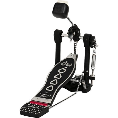 DW Drum Workshop 6000 Series CX Turbo Single Bass Drum Pedal ()