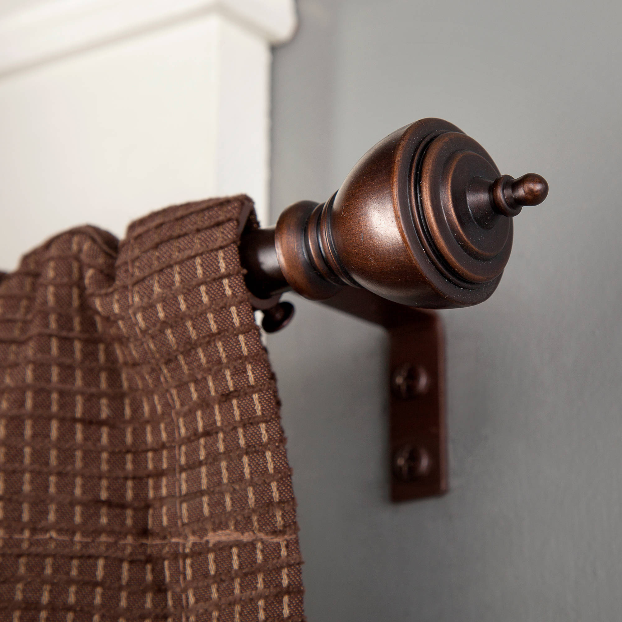 "Kenney 1/2"" Diameter Butler Curtain Rod"