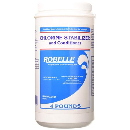 2604 chlorine stabilizer and conditioner for swimming - What is swimming pool conditioner ...