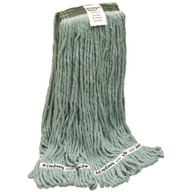 Hardware Express REN02188 Renown Barrier Medium Green Wet Mop 1HB