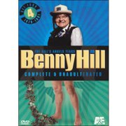 Benny Hill Complete and Unadulterated-The Hill's Angels Years, Set Four dvd by ARTS AND ENTERTAINMENT NETWORK
