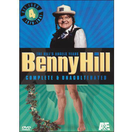 Benny Hill: The Hill's Angels Years, Complete And Unadulterated, Set 4