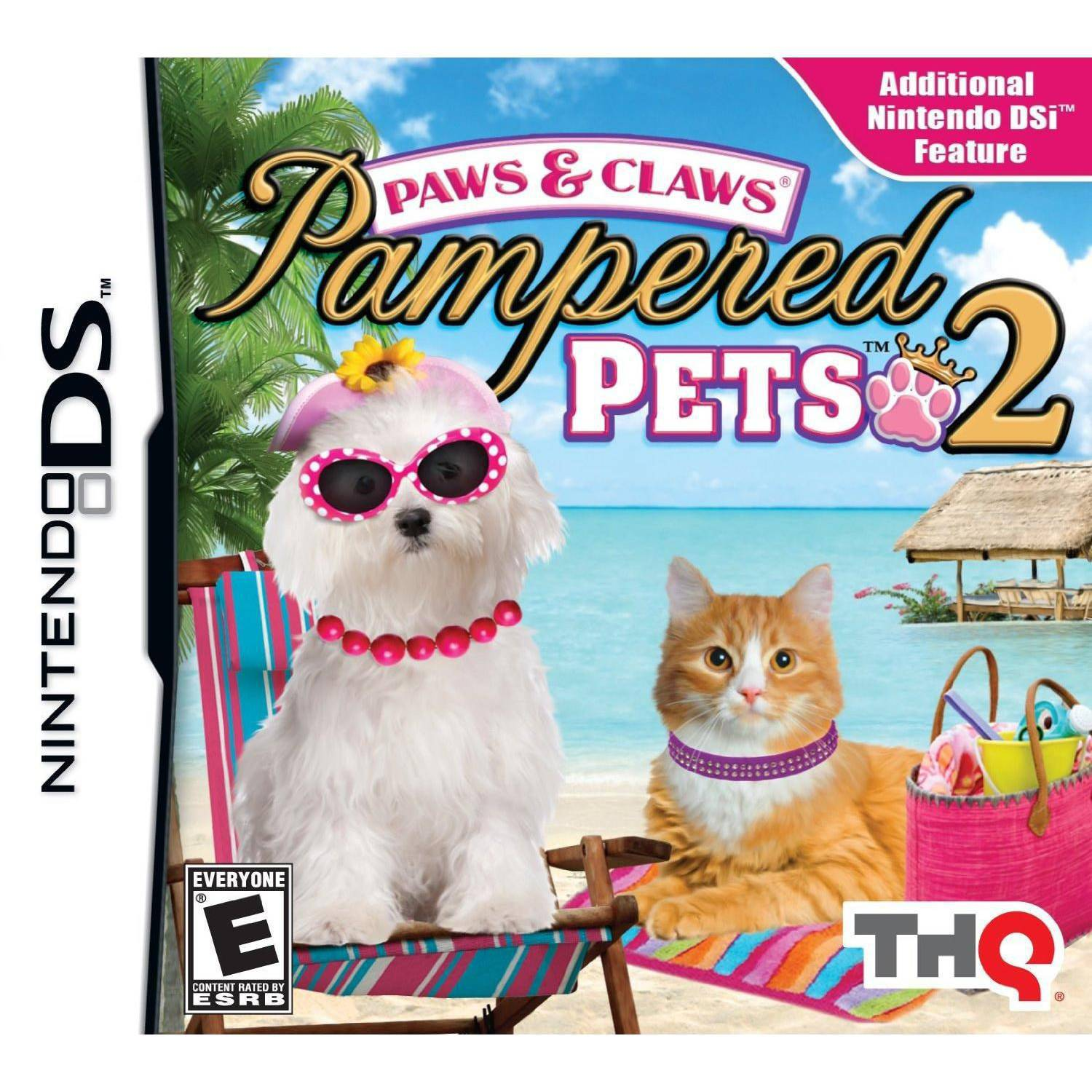 Paws & Claws Pampered Pets 2 - Nintendo DS