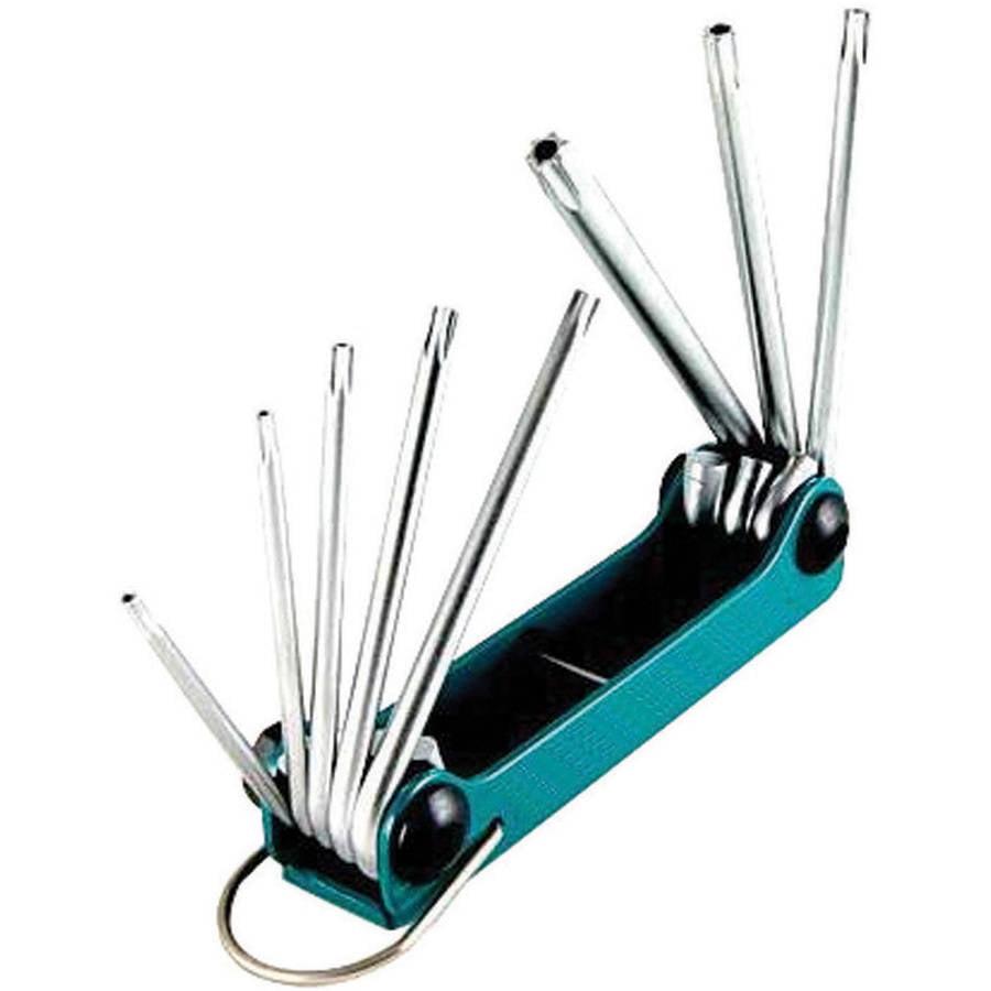 Vista Torx Hex Set 8 Tool