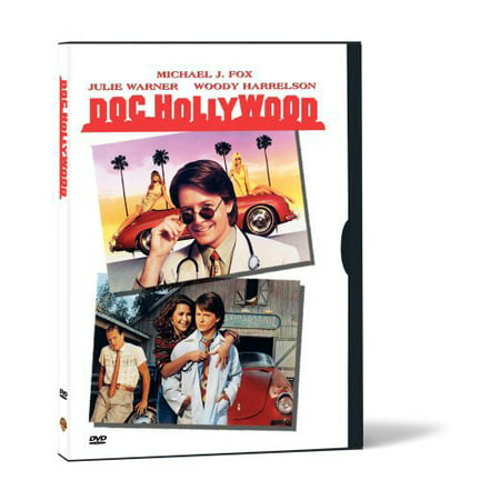 Doc Hollywood (DVD) - Doc Back To The Future
