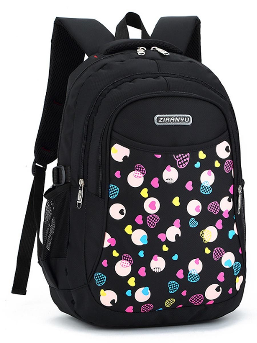 Boys Girls School Bag NylonBackpack Shoulder Bookbags Fashion Backpacks Travel Rucksack by