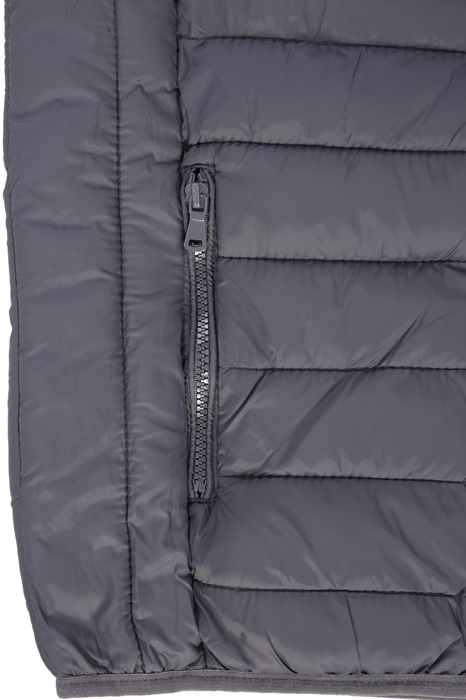 omniscient Mens Solid Packable Lightweight Down Vest Outdoor Puffer Vest