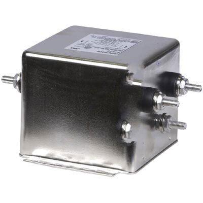 TE CONNECTIVITY / CORCOM 30VSK6 RFI POWER LINE FILTER, 30A, 1.25mA Corcom Rfi Filter