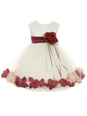 3aaeef008377 Baby Girls Dresses - Walmart.com