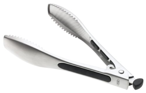 OXO SteeL Ice Tongs, Stainless Steel by OXO
