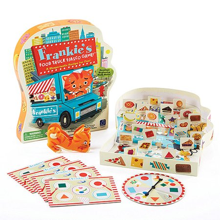 Educational Insights Frankie's Food Truck Fiasco Game