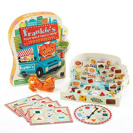 Educational Insights Frankie's Food Truck Fiasco Game (Educational Halloween Games For Kindergarten)
