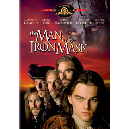 The Man In The Iron Mask (DVD) (The Man In The Iron Mask Flash)