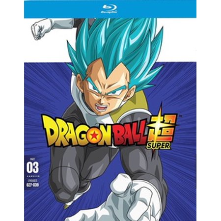 Dragon Ball Super: Part Three (Blu-ray) (3 Meters Above The Sky Part 3)