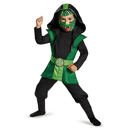 Best Large Group Halloween Costumes (Disguise 83990L Combat Cobra Ninja Toddler Costume, Large)