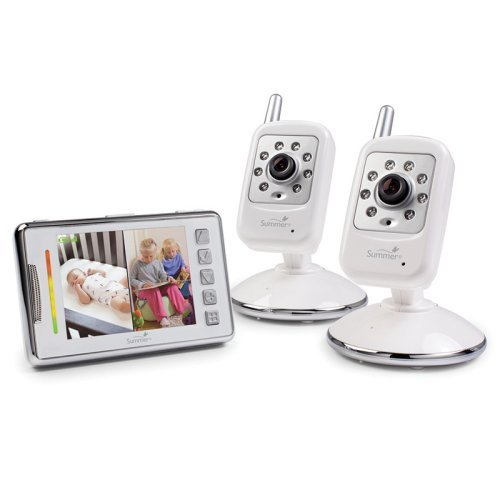 Summer Infant Multiview Digital Video Monitor Multi-Colored