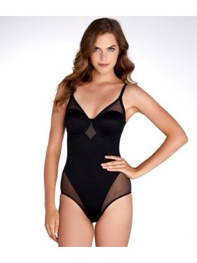 991a2742fc Product Image TC Fine Intimates Sheer Shaping Firm Control Bodysuit