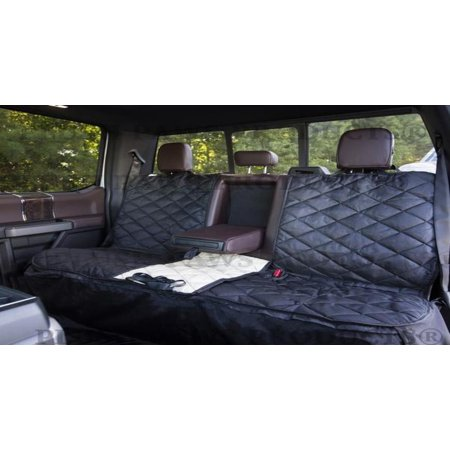 Plush Paws Products Custom Seat Cover With Detachable