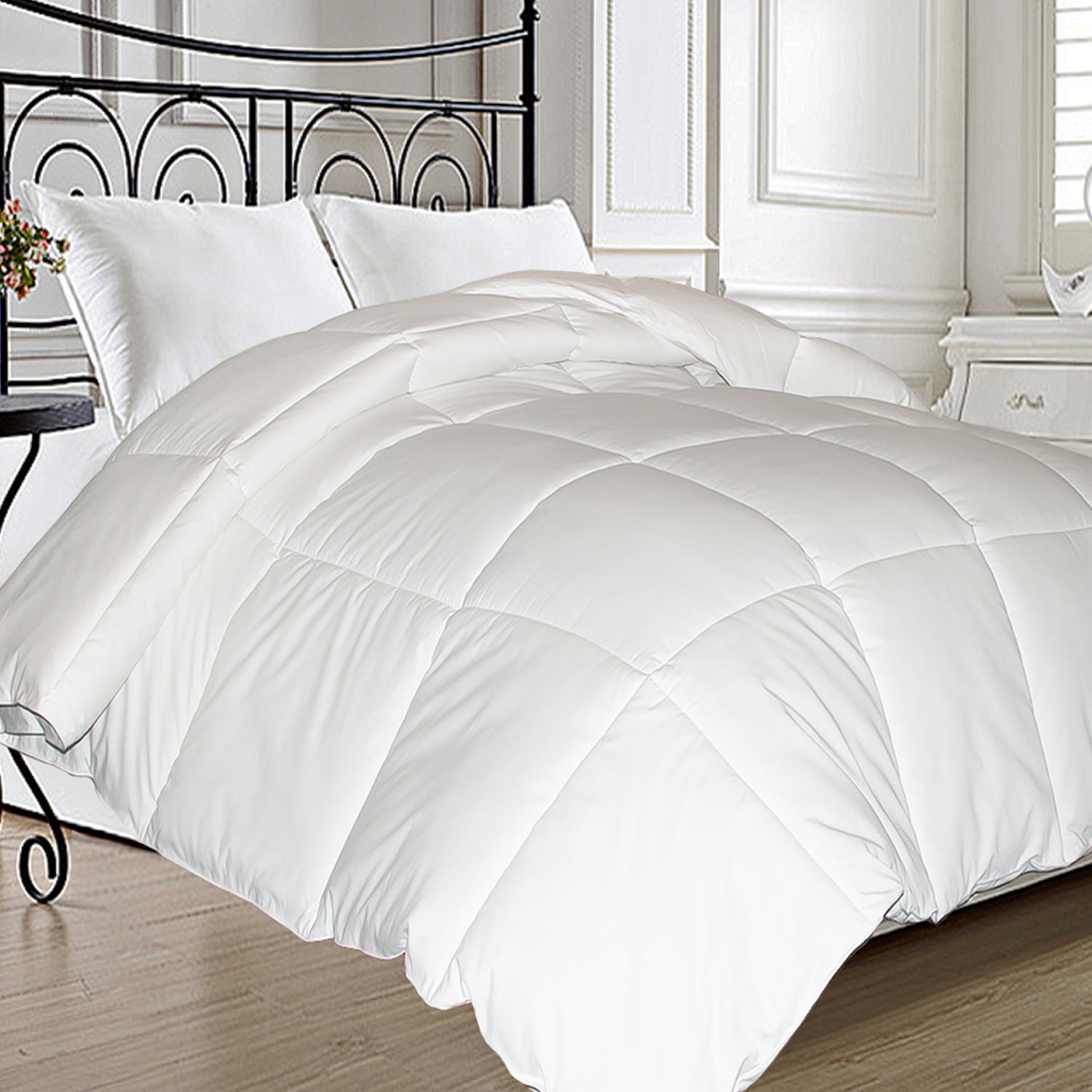 down u0026 down alternative comforters walmart com