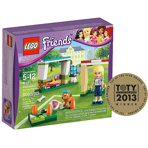LEGO Friends Stephanie Soccer Practice Play Set