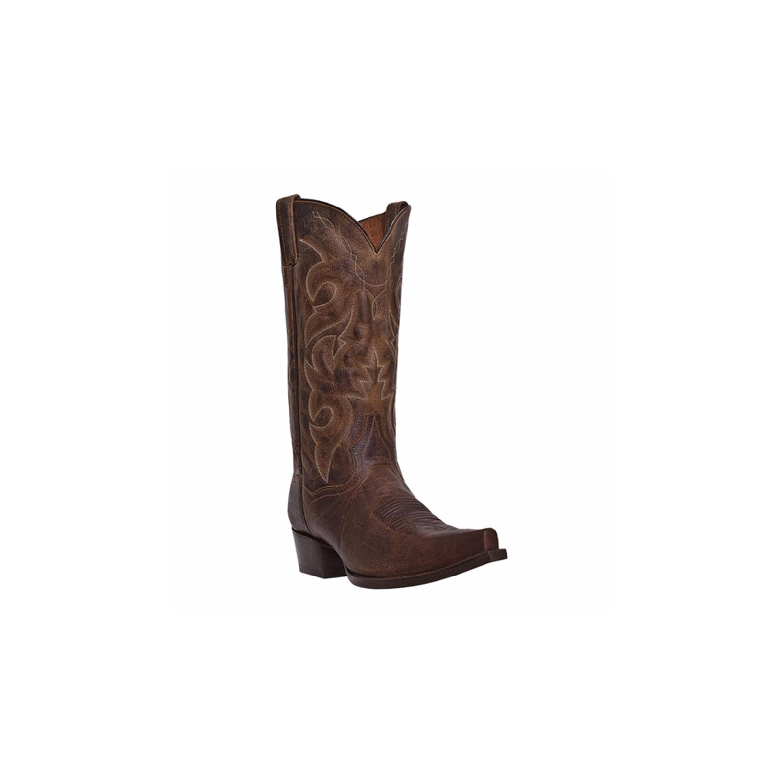 Dan Post DP2159S Men's Bay Apache Mignon Snip Toe Western Boots by DAN POST