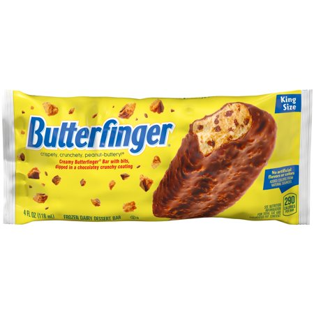 NESTLE BUTTERFINGER Ice Cream Bar 4 fl. oz. Pack
