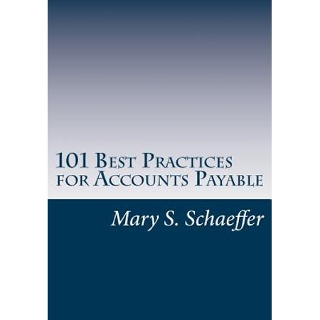 101 Best Practices for Accounts Payable (Active Directory Best Practices For User Accounts)
