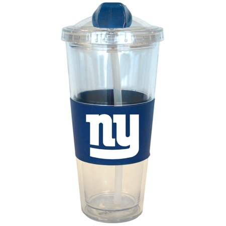 NFL New York Giants 2Pk No-Spill Tumbler by