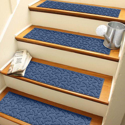Tucker Murphy Pet Beauvais Dogbone Repeat Stair Tread (Set of 4)